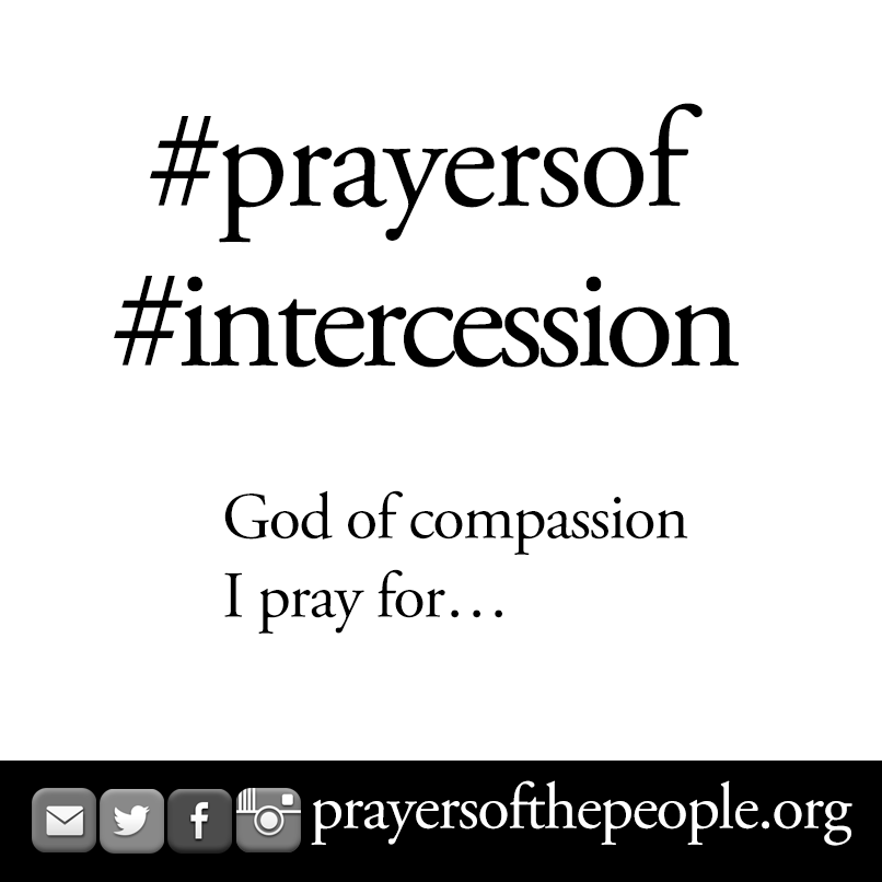 #Intercession