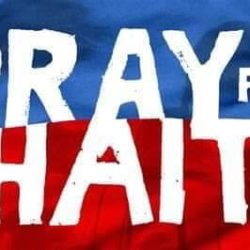 Pray for Haiti