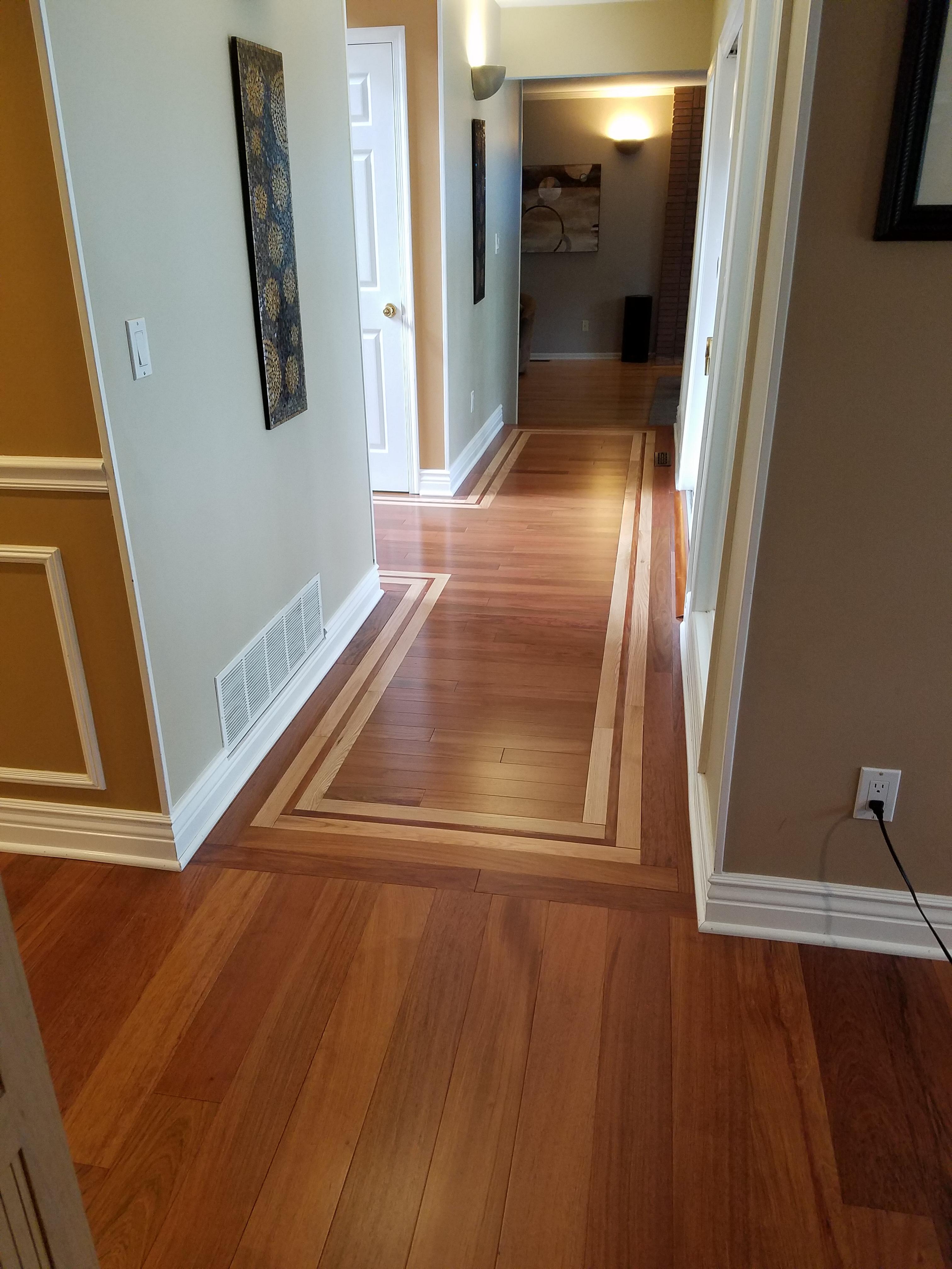 SSJ Hardwood Flooring LLC