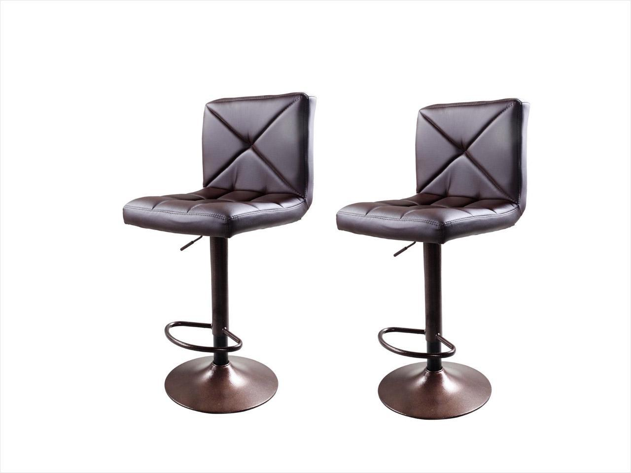 hydraulic chair for sale bedroom sofa new 2 pack adjustable modern pu leather swivel