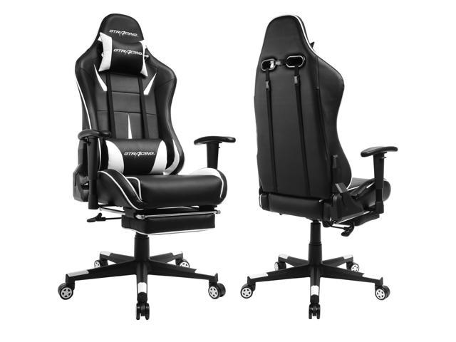 heavy duty gaming chair office in bangalore gtracing ergonomic with footrest e sports for pro