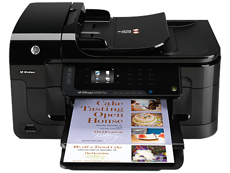 HP OFFICEJET 6500A E710 SCANNER DRIVER DOWNLOAD