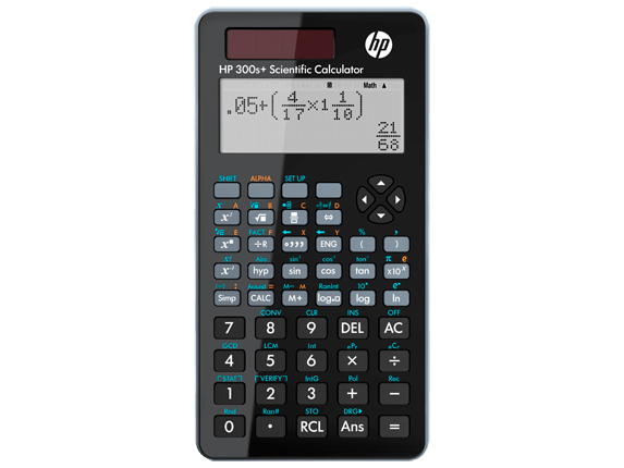 hp 300s scientific calculator