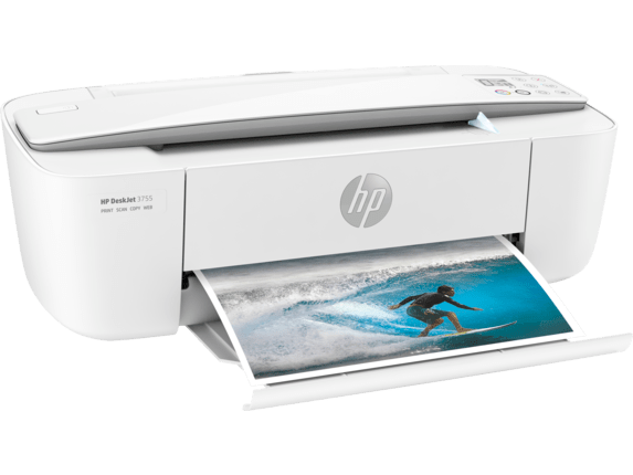 HP DeskJet 3755 All In One Printer J9V91AB1H  HP Store
