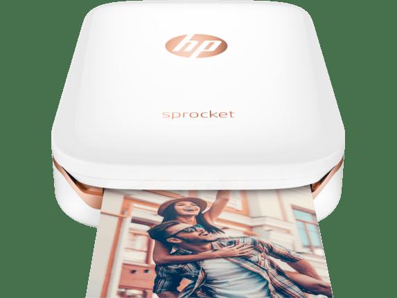 HP Sprocket Photo Printer - Center