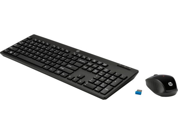HP Wireless Keyboard And Mouse 200 HP Official Store