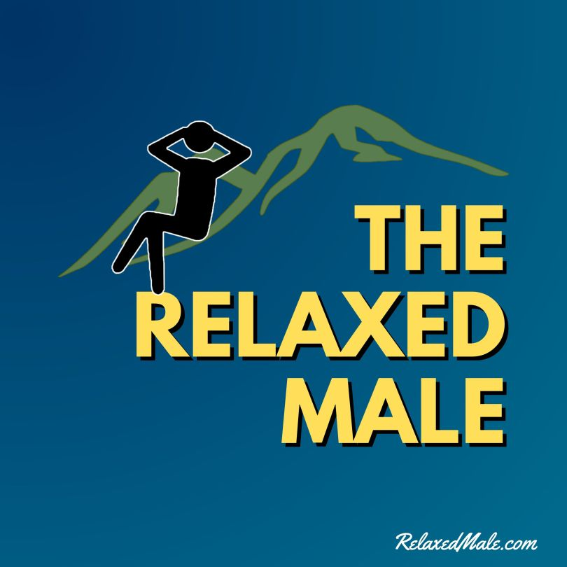 relaxedMale CoverArt Whoa! You Got Lost!