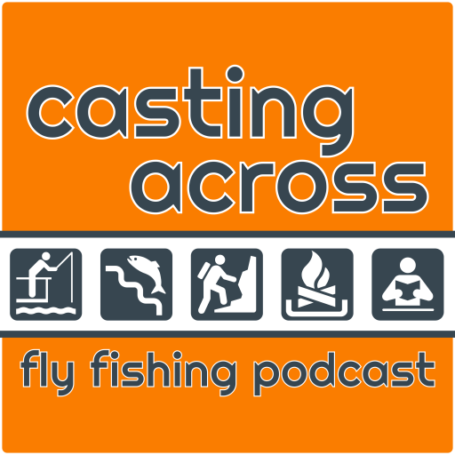 Casting Across Fly Fishing
