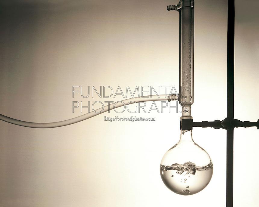 Science Chemistry Equipment Reflux Condenser Lab Glass