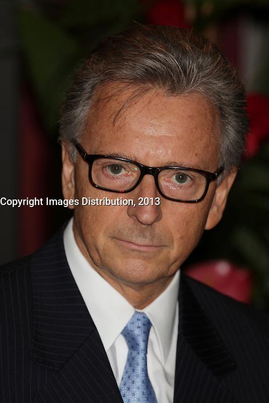 Guy Schreiber President Chanel Inc Agence Qubec Presse