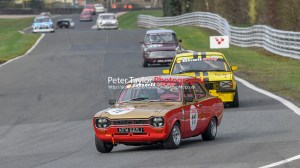 Paul Inch Classic and Historic Touring Cars- Oulton Park – 23rd March 2019