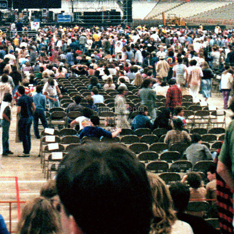 Grateful Dead in Concert at the Carrier Dome 20 October