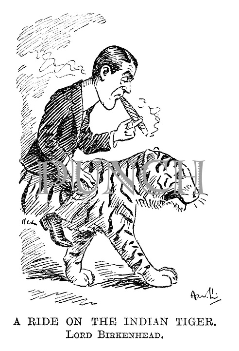 Cartoons about India, Colonialism, Imperialism from Punch