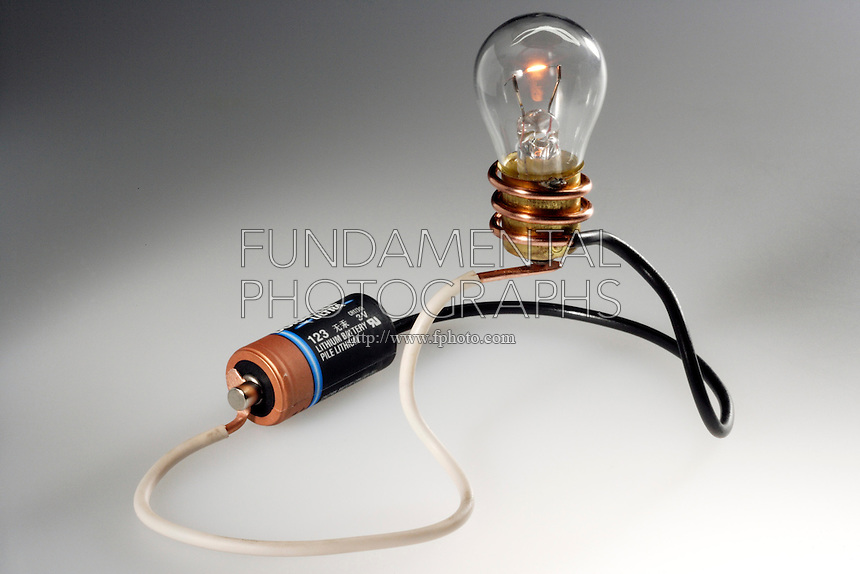 Simple Electric Circuit Electrical Network Switch Light Bulb