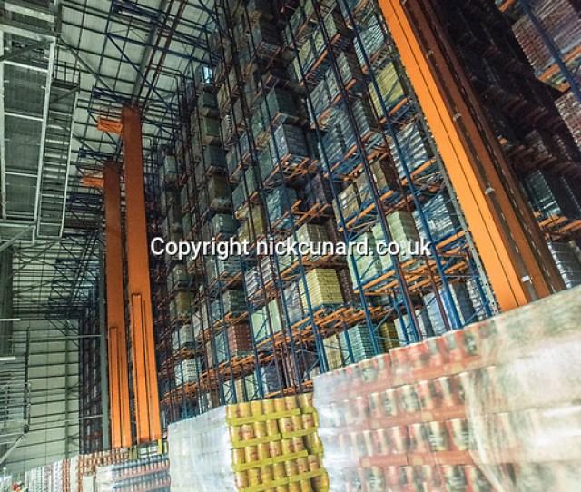 Kraft Heinz Kitt Green Factory Wigan The Site Comprises 54 Acres Is The