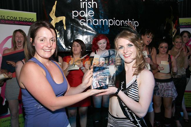 Irish Pole Dancing Championship 2010IMG_3044.JPG   www.newsfile.ie