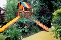 BAckyard Play area | Plant & Flower Stock Photography ...