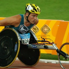 Wheelchair Olympics Big Lots Outdoor Chairs 2004 Athens Summer Olympic Games Explorer Media Kurt Fearnley Aus Br Athletics Men S 1500m
