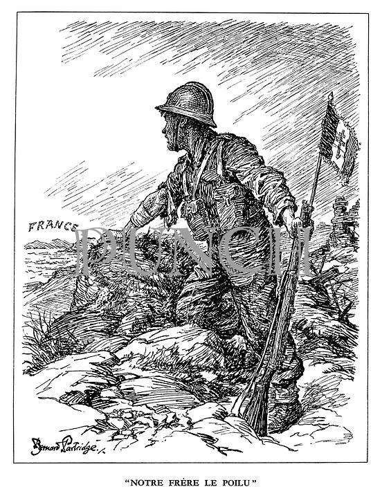 Bernard Partridge Cartoons From Punch Magazine - Resume