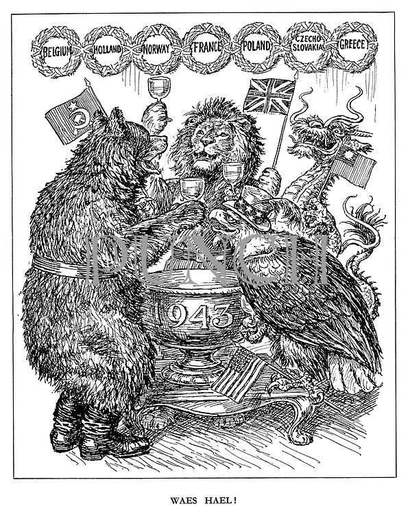 Bernard Partridge Cartoons From Punch Magazine Punch