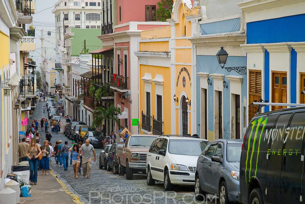 Old San Juan Puerto Rico  PhotosPRcom