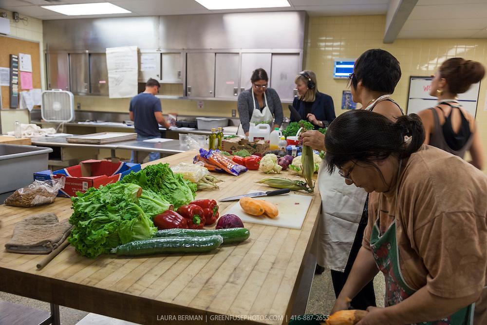Community Kitchen  GreenFuse Photos Garden farm  food