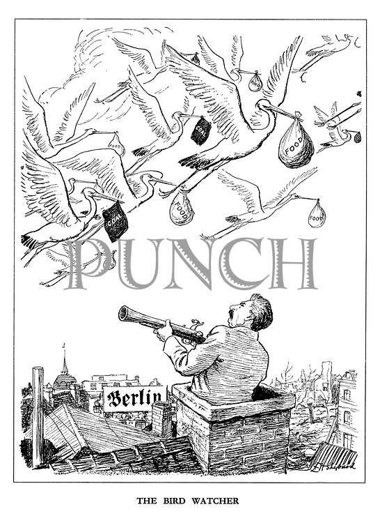 Cartoons about the Cold War from Punch  PUNCH Magazine