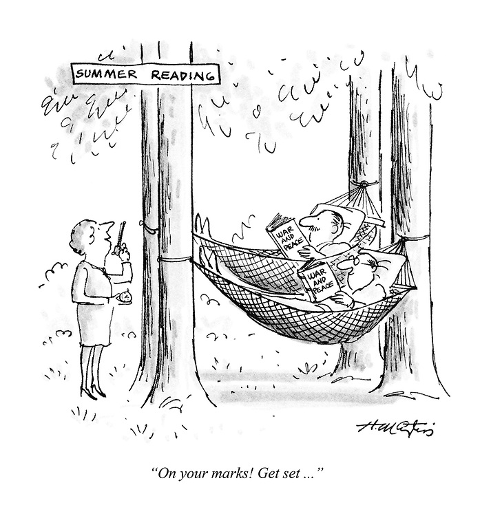Cartoons about City life, Country life and Society, from