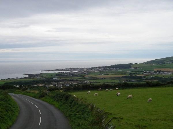 farming landscape isle of man