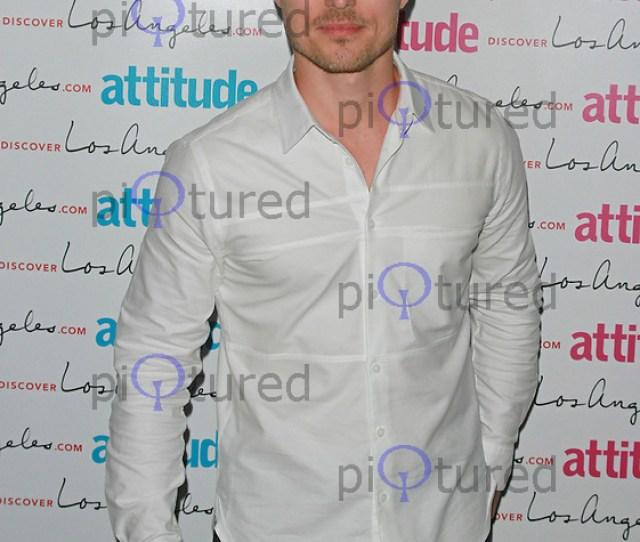 Andrew Hayden Smith Attitude Magazines Hot 100 Summer Party The Rumpus Room At