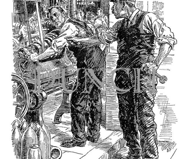 Ww2 Cartoons From Punch Magazine By Bernard Partridge Punch