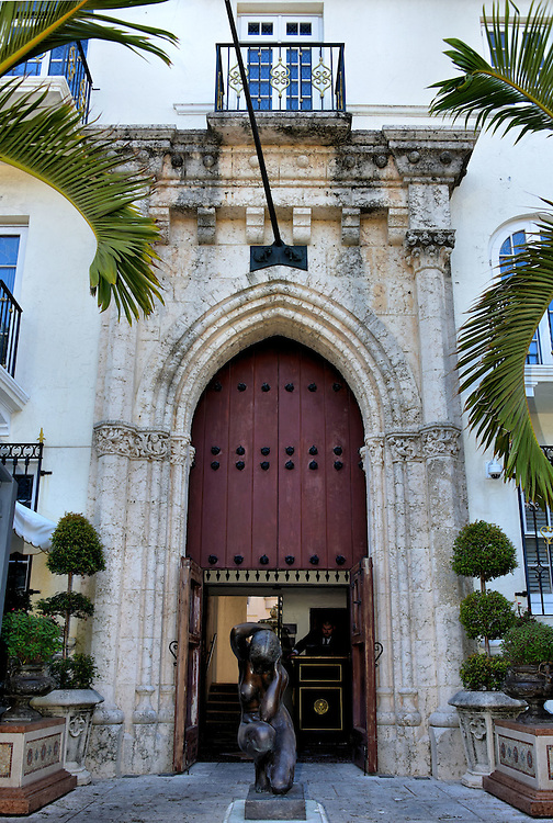 Former Versace Mansion in Miami Beach Florida  Encircle Photos