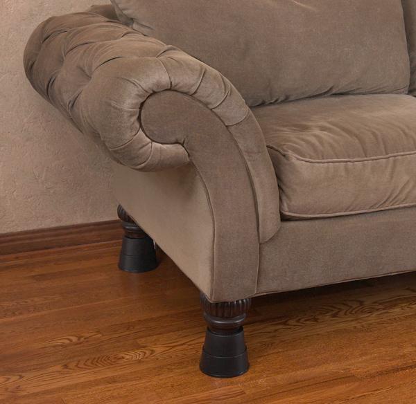 Furniture RisersSet  North Coast Medical
