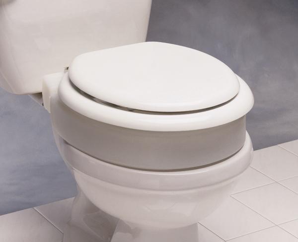 Hinged Elevated Toilet Seats  North Coast Medical