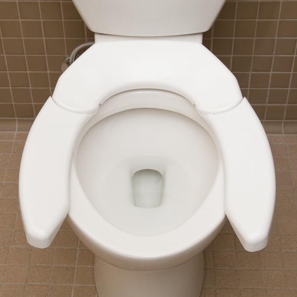 Adjustable Advantage Toilet Seat  North Coast Medical