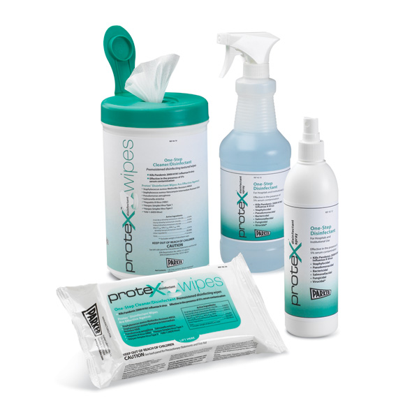 Protex Disinfectant Wipes Msds