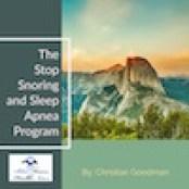 The Stop Snoring And Sleep Apnea Program Coupon