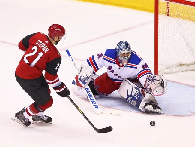 New York Rangers vs. Arizona Coyotes - 12/14/18 NHL Pick, Odds, and Prediction
