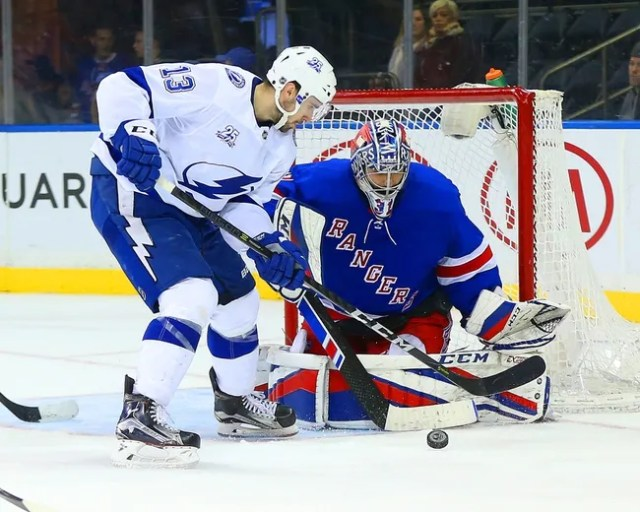 Tampa Bay Lightning vs. New York Rangers - 12/10/18 NHL Pick, Odds, and Prediction
