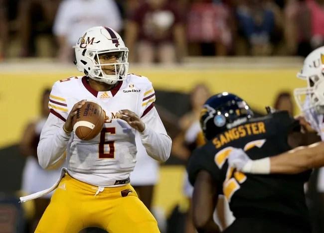 Arkansas State vs. Louisiana-Monroe - 11/17/18 College Football Pick, Odds, and Prediction