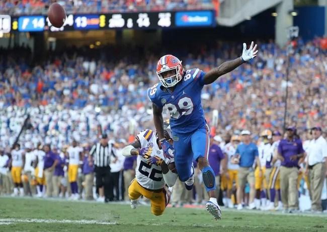 Vanderbilt vs. Florida - 10/13/18 College Football Pick, Odds, and Prediction