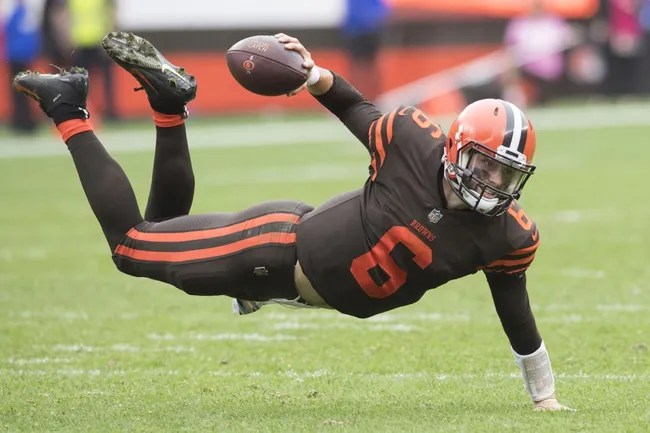 Cleveland Browns vs. Los Angeles Chargers - 10/14/18 NFL Pick, Odds, and Prediction