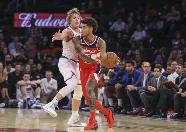 Detroit Pistons vs. Washington Wizards - 10/8/18 NBA Pick, Odds, and Prediction