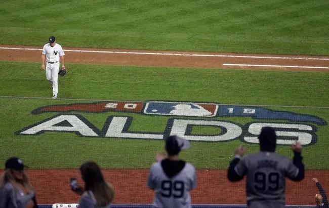New York Yankees vs. Boston Red Sox - 10/9/18 MLB Pick, Odds, and Prediction