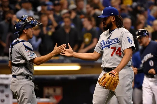 Los Angeles Dodgers vs. Milwaukee Brewers NLCS Game 3 - 10/15/18 MLB Pick, Odds, and Prediction