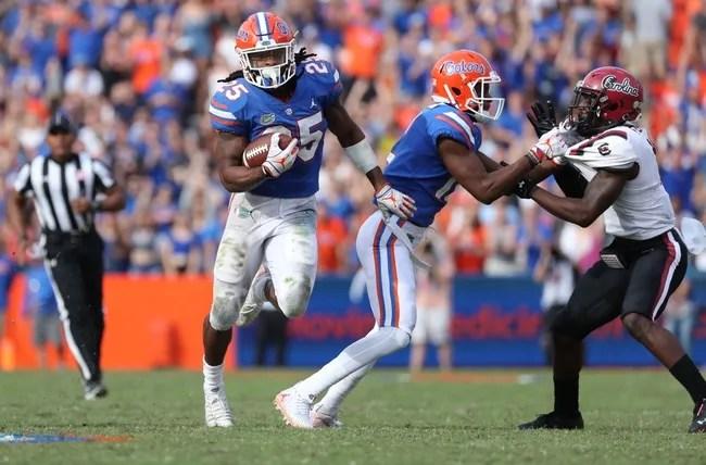 Florida vs. Idaho - 11/17/18 College Football Pick, Odds, and Prediction