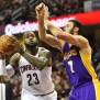Los Angeles Lakers Vs Cleveland Cavaliers 3 19 17 Nba
