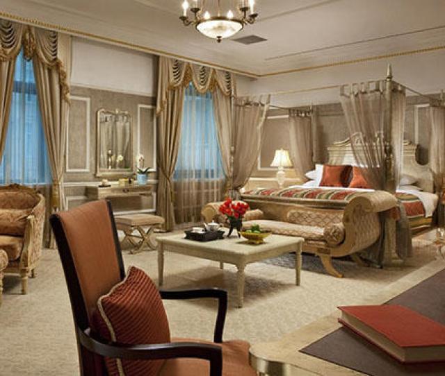 Beijing Hotel Nuo_presidential Suite