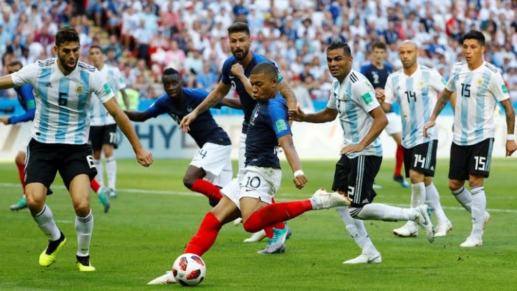 Argentina, 2018 World Cup: Superstar Mbappe sends Messi and Argentina home in World Cup classic