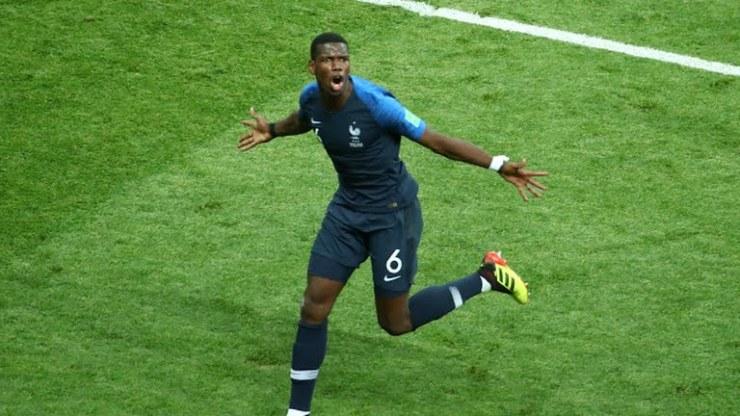 France crowned World Champion after trashing Croatia 4-2